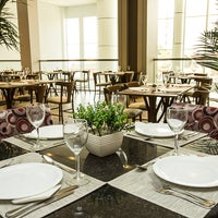 Photo taken at Restaurante Slaviero Executive Cuiabá by Slaviero Hotéis on 3/13/2015
