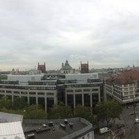 Photo taken at NH München Deutscher Kaiser by Onur S. on 10/9/2017