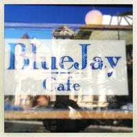 Photo taken at Blue Jay Cafe by Barry M. on 10/2/2012