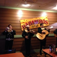 Photo taken at Habanero's Mexican Grill by Kirk S. on 4/30/2014