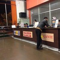 Photo taken at Cipaganti Travel Counter by Andy N. on 10/6/2013