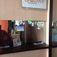 Photo taken at Cipaganti Travel Counter by Andy N. on 11/13/2014