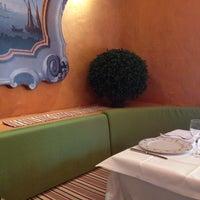 Photo taken at Restaurante Ponte Vecchio by Luis Francisco A. on 10/24/2014