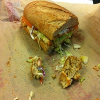 Photo taken at Submarina California Subs by Eugene L. on 2/7/2013