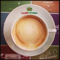 Foto tirada no(a) Café Cultura por Fernando D. em 2/24/2013