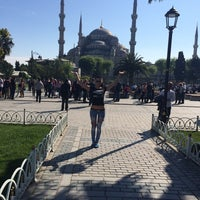 Photo taken at Topkapı Sarayı Zindan Kısmı by Юлия М. on 4/29/2014