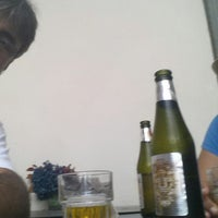Photo taken at Caffe' Giacosa a Palazzo Strozzi by Rosana P. on 6/11/2014