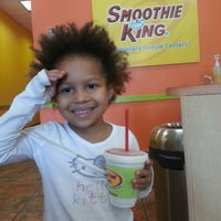 Photo taken at Smoothie King by Ireti F. on 6/3/2014
