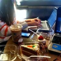 Photo taken at Cafe Zeb by Won Jae J. on 12/9/2013