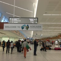 Photo taken at Adelaide Airport (ADL) by Diyana A. on 4/23/2013