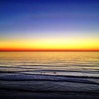 Photo taken at Beacon's Beach by Heidi A. on 10/28/2012