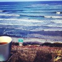 Photo taken at Beacon's Beach by Heidi A. on 5/24/2013