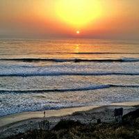 Photo taken at Beacon's Beach by Heidi A. on 4/8/2013