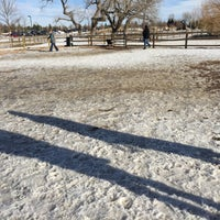 Photo taken at Horsetooth Dog Park by Elizabeth R. on 1/23/2016