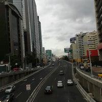 Foto tomada en Puente Peatonal por German M. el 9/26/2013