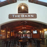 Photo taken at The Barn by Julian M. on 8/18/2013