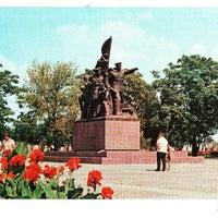 Photo taken at Мемориал Героям Ольшанцам by Oleksandr Z. on 9/24/2014