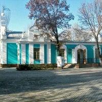 Photo taken at Шахматно-шашечный клуб by Oleksandr Z. on 6/18/2014