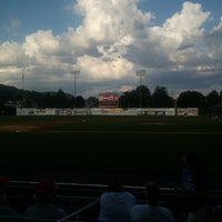 Photo taken at Williamsport Crosscutters by Terry M. on 8/29/2013