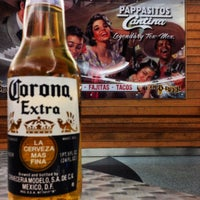 Photo taken at Pappasito's Cantina by steven b. on 11/23/2012