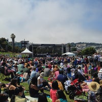 Photo taken at Symphony In the Park at Dolores Park by Ruslan A. on 7/22/2013
