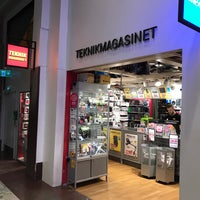 Photo taken at Teknikmagasinet by Ruslan A. on 9/25/2016