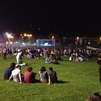 5/2/2013 tarihinde Mert Ö.ziyaretçi tarafından Bilkent Mayfest Çim Alanı'de çekilen fotoğraf