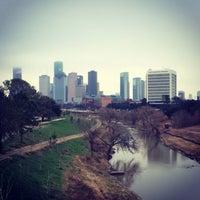 Снимок сделан в Buffalo Bayou Park пользователем Miguel D. 2/12/2014