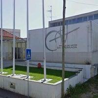 Photo taken at Escola de Artes da Bairrada by Tony A. on 5/14/2013