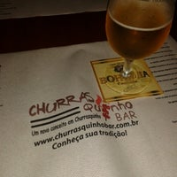 Photo taken at Churrasquinho Bar by Sonia M. on 10/16/2014