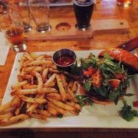 Photo taken at Eureka!Burger by Tyler J. on 10/17/2013