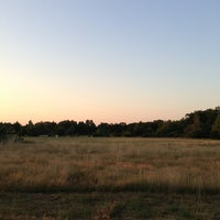 Photo taken at Mortimer Common by Tony2Pints on 8/2/2013