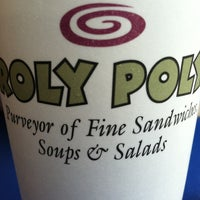 Photo taken at Roly Poly Sandwiches by Mike M. on 7/15/2013