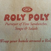 Photo taken at Roly Poly Sandwiches by Mike M. on 3/10/2014