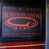 Photo taken at Borderlands Books by Yusuke S. on 6/22/2014