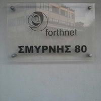 Photo taken at Forthnet Nova by Theodoros S. on 8/12/2013