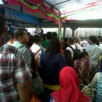 Photo taken at Pelabuhan Tanjung Batu Kundur by Febri N. on 8/11/2013