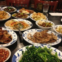 Photo taken at Taiwanese Specialties 老華西街台菜館 by Sandra on 8/17/2013