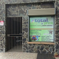 Photo taken at Total Print by Sergio C. on 8/11/2013