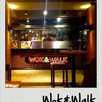 Photo taken at Wok&Walk by Ahmet E. on 10/15/2012