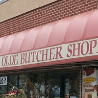 Photo taken at Ye Olde Butcher Shoppe by Curtiss J. on 10/25/2013