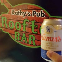 Photo taken at Kathy's Pub by Curtiss J. on 7/14/2017