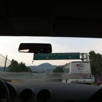 Photo taken at Cerro Xochitepec (De la Cruz) by Francesco D. on 10/19/2013