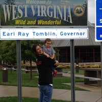 Photo taken at West Virginia by Kela M. on 9/27/2012