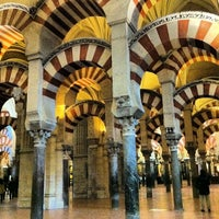 Photo taken at Mosque-Cathedral of Cordoba by Tulio P. on 1/20/2013