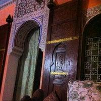 Photo taken at Riad Idrissi by Tulio P. on 1/8/2013