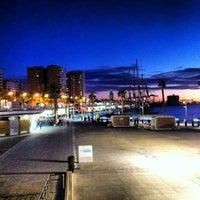 1/15/2013 tarihinde Tulio P.ziyaretçi tarafından Muelle Uno'de çekilen fotoğraf