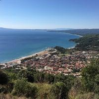 Photo taken at Ierissos by Serhii K. on 8/26/2016