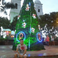 Photo taken at Rionegro, Santander by Cesar O. on 12/30/2013