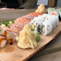Das Foto wurde bei Sushi Lounge von Juhani P. am 5/5/2018 aufgenommen